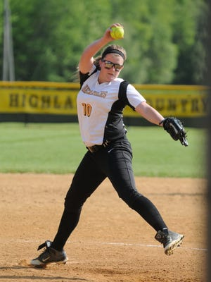 West Milford junior Jessica Perucki moves from third base to starting pitcher this spring after helping lead the Highlanders to a 21-8 record in 2017 and an appearance in the Passaic County Tournament title game.