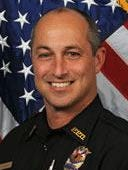 Pensacola Chief of Police Chip Simmons