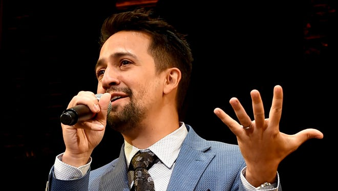Actor/writer/songwriter Lin-Manuel Miranda recently shot back at President Trump's tweets about the mayor of Puerto Rico's capital.