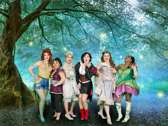 'Disenchanted' gives a more realistic look at beloved