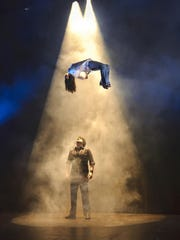 Illusionist Jason Bishop stops at the Clemens Center