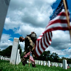 On Memorial Day, remember those who didn't make it home: #tellusatoday