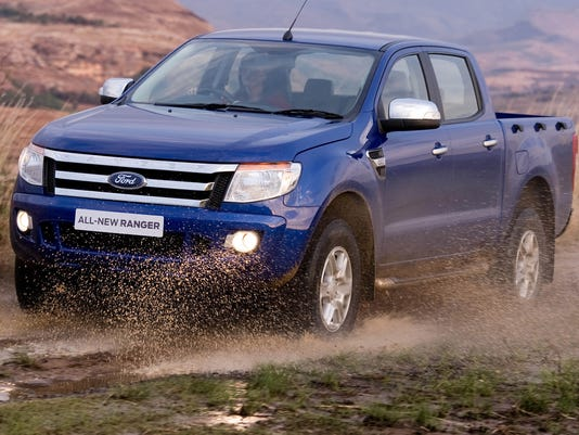 Ford to build Ranger pickup in Nigeria