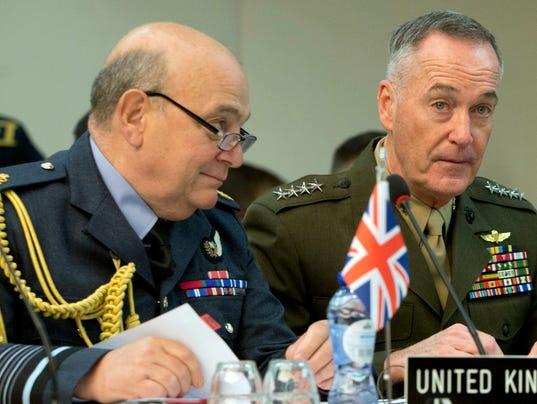 AP BELGIUM NATO DEFENSE I BEL
