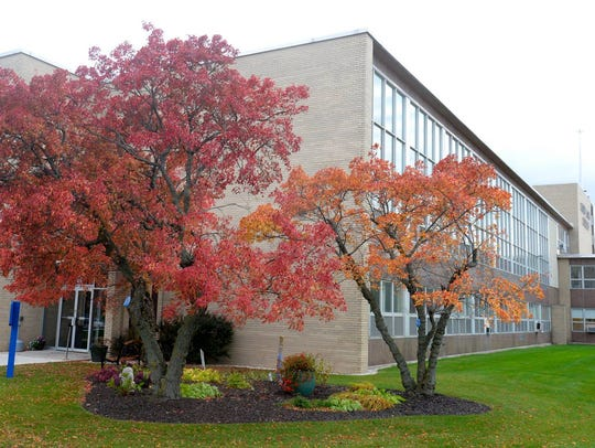 Silver Lake College in Manitowoc.
