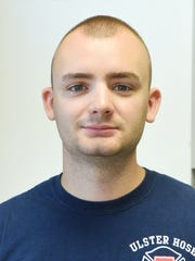 Aric Tegtmeier, 21, a volunteer firefighter and EMT