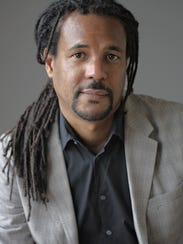 Back on the list: Author Colson Whitehead.