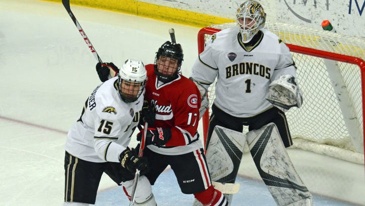 Power play, faceoff execution power SCSU to 4-2 win over WMU