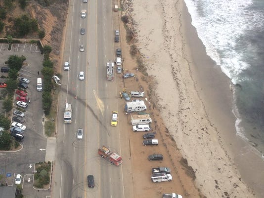 PCH Accident