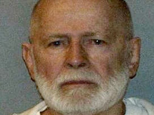 Mobster 'Whitey' Bulger gets 2 life terms plus 5 years