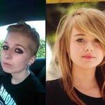 Serafina Hilliard, 13, and Lauryn Stockert, 12, were last seen Friday, Nov. 7, 2014.