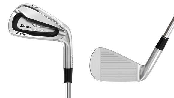 Best Gifts for Golfers 2018: Srixon Z 585 Irons (Photo: Srixon)
