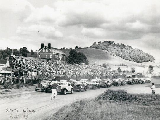 State Line Speedway