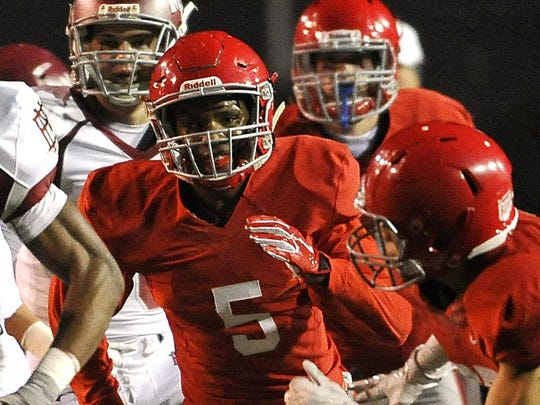 Brentwood Academy safety Chris Hopkins committed to