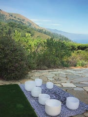 Couples are encouraged to develop a deeper connection in the many workshops and activities in Ventana Big Sur's Art & Seekers program.