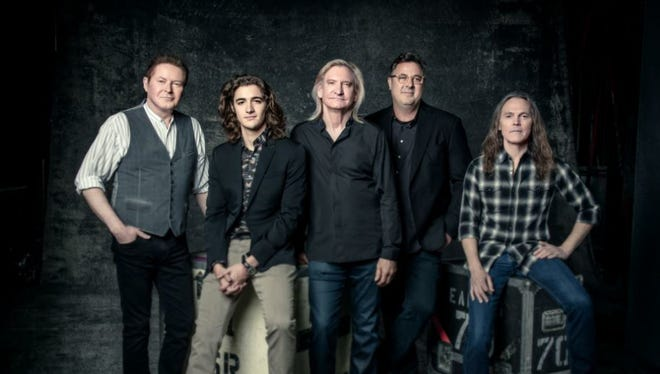 The Eagles will perform at the Opry House Oct. 29.