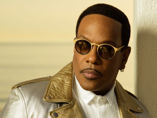 R&B legend Charlie Wilson will spend New Year's Eve