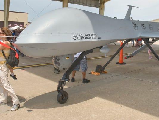 Whiteman Air Force Base Predator Drone