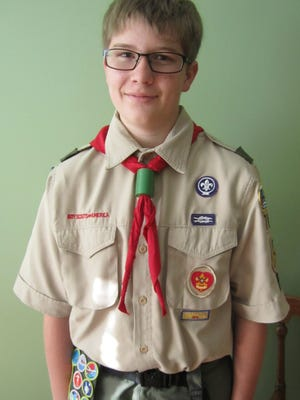 Phillip Schirtzinger, of Union, is organizing a food drive for Rose Garden Home Mission that helps people in need in Covington. He has made it his Eagle Scout project.