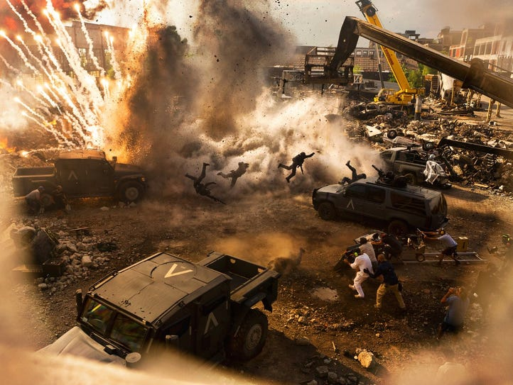 Humans and Transformers are at war and the key to saving