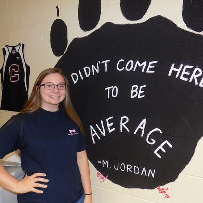 Cheatham County Central High School senior Hannah Binkley has turned the tragic loss of her father, mother and brother into a mission of recovery and rescue.
