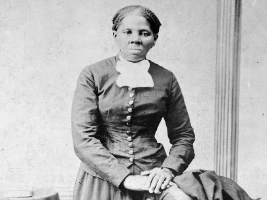 This image provided by the Library of Congress shows Harriet Tubman, between 1860 and 1875. A Treasury official said Wednesday, April 20, 2016, that Secretary Jacob Lew has decided to put Tubman on the $20 bill, making her the first woman on U.S. paper currency in 100 years.