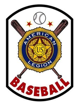 American Legion Baseball logo.