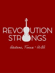 Revolution Strings logo