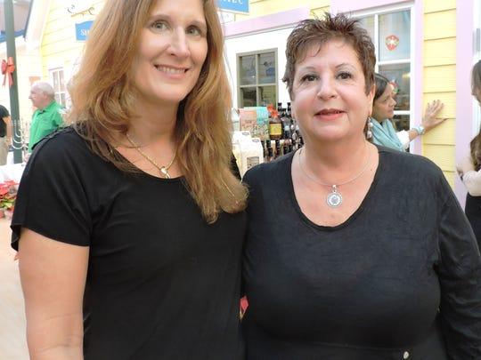 Tracy Howse and Sofia Valente Mateus
