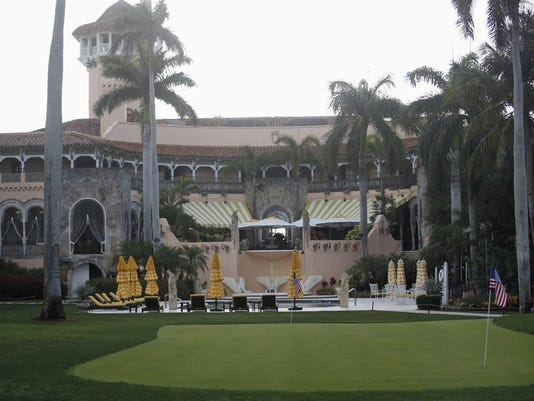 Trump Florida estate