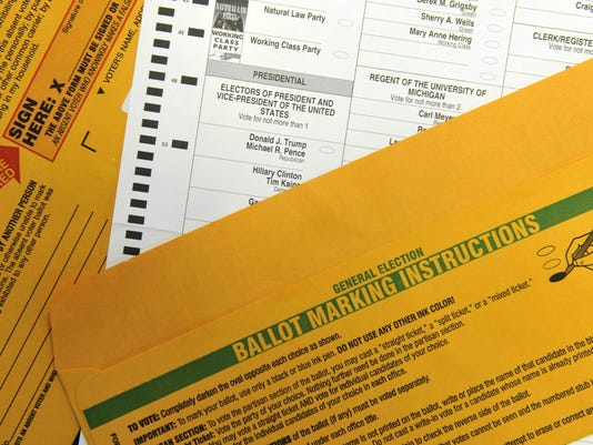 Michigan absentee ballot surge continues as requests top 1