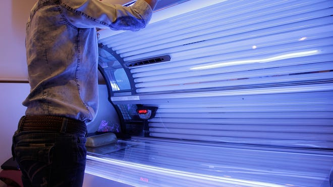 Minnesota joined Vermont, California, Illinois, Oregon, Nevada, Texas and Washington in prohibiting minors from indoor tanning over skin cancer concerns; the law takes effect in August.