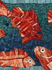 """Debra Hagen/""""One Fish, Two Fish, Orange Fish, New Fish"""""""