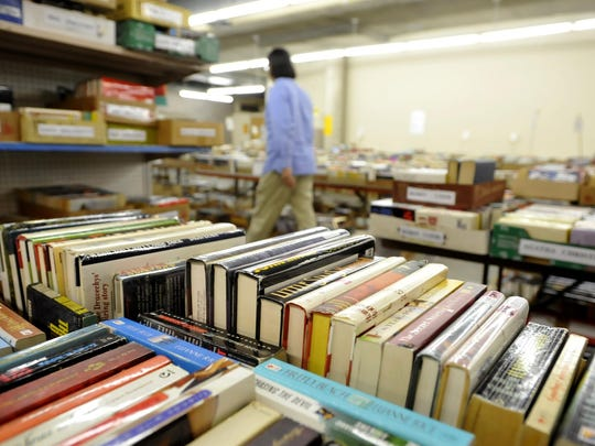 Hit the books at the Friends of the Great Falls Public Library Book Sale.