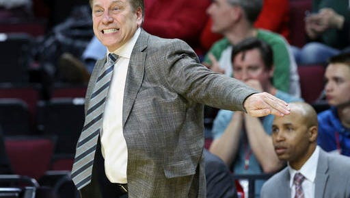 Tom Izzo and Michigan State are knocking on the door of a No. 1 seeding.
