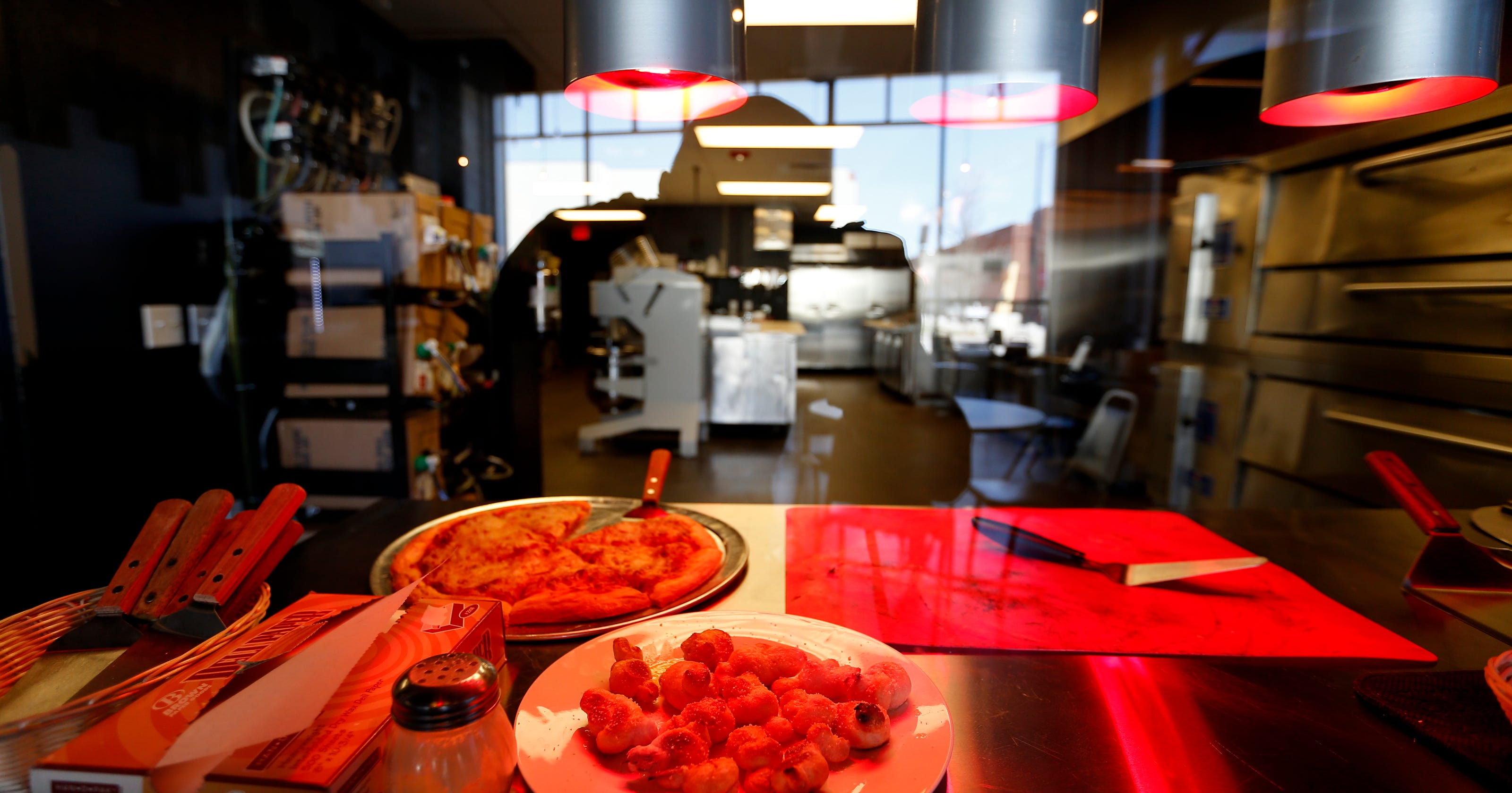 new york style pizzeria is a new pizza restaurant in downtown