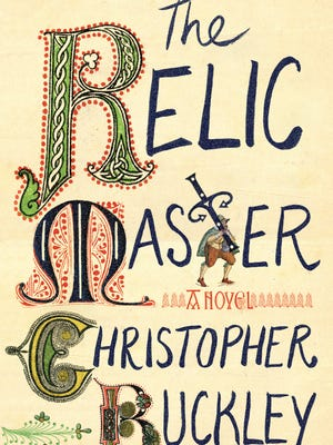 'The Relic Master' by Christopher Buckley