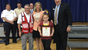 8-year-old honored for saving sister's life