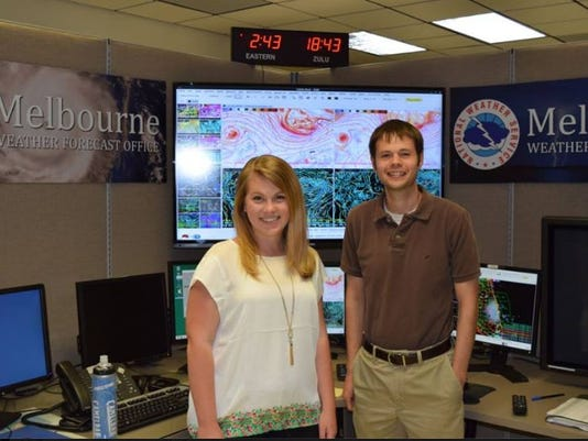 Weather Wise: Two new meteorologists at NWS