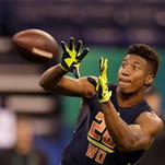 Bills get WR Zay Jones, OT Dion Dawkins in NFL Draft by making deals