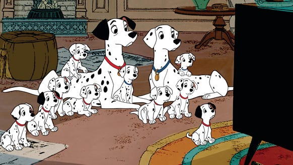 """Yes to """"101 Dalmatians."""" But the original, please."""