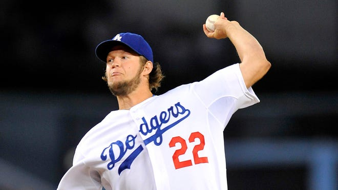 Clayton Kershaw leads the majors with a 1.89 ERA.