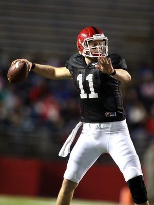Rutgers football reserve QB Hayden Rettig still is optimistic.