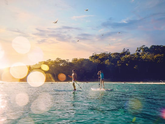 The Sunshine Coast is every beach lover's dream, with