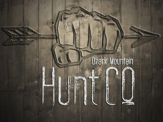 The logo for the Ozark Mountain HuntCo team.
