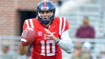 Chad Kelly's agent has not given up hope Mississippi QB can attend combine