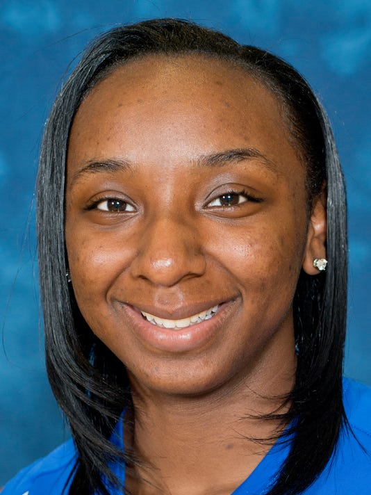 2014-15 Kellogg CC Women's Basketball - #25 Kayla Freeman.jpg
