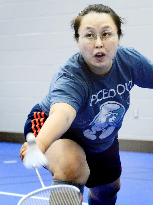 keystone badminton