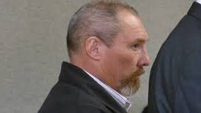 Pastor James Crawford is shown in Shasta County Superior Court during an earlier hearing.