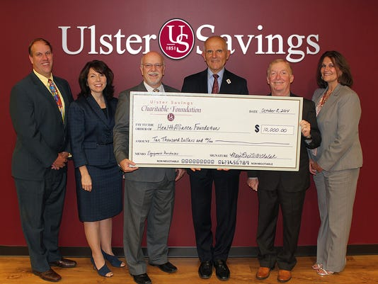 Ulster Savings, HealthAlliance Foundation .jpg